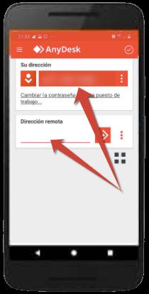 anydesk-android-configurar