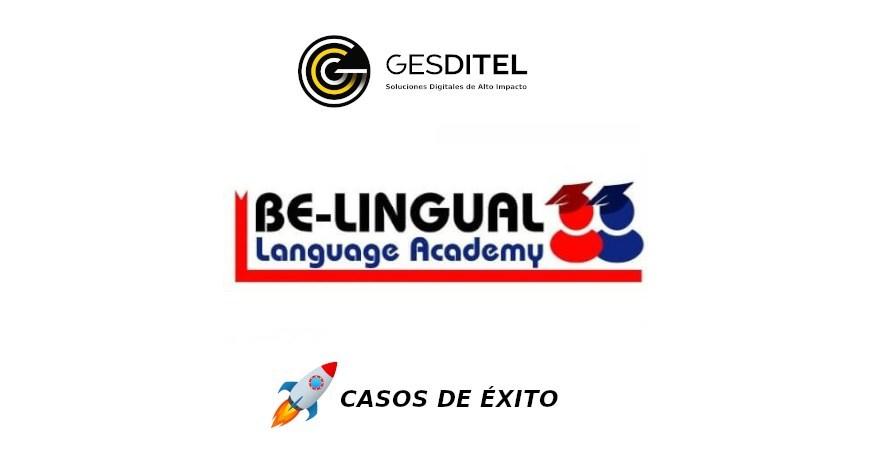 Be-Lingual, academia de idiomas