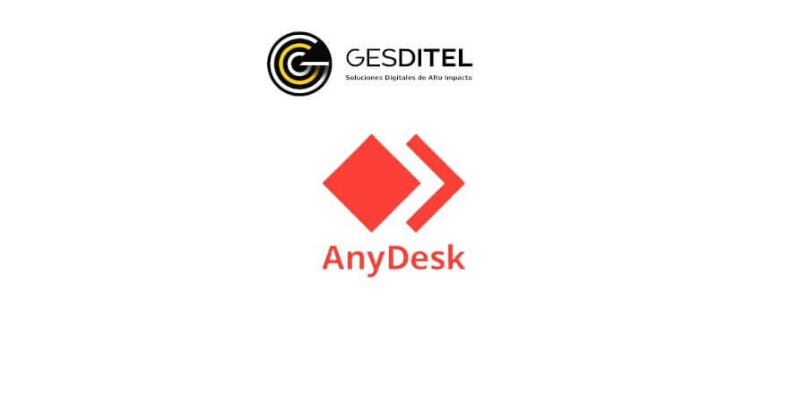 Que es AnyDesk