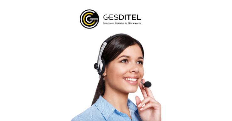 Fichaje de agentes telefónicos en Gesditel