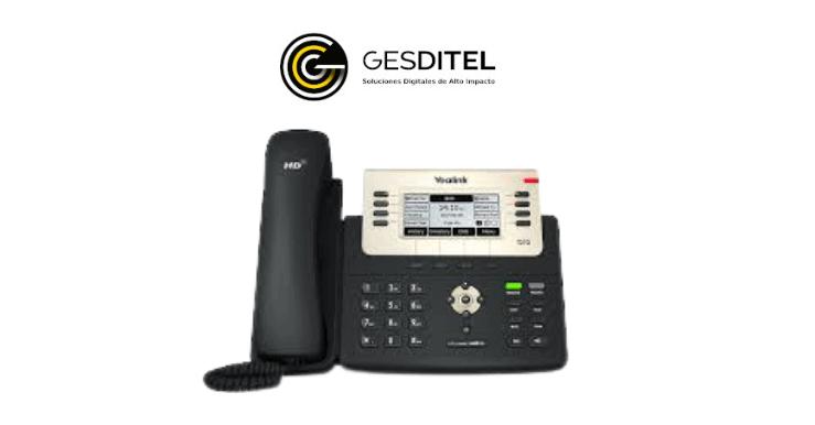 telefono SIP T21PE2