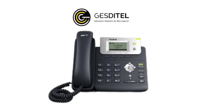 Manual Teléfono SIP- T27 G para Empresas.