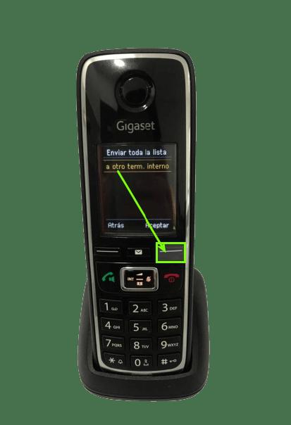 como-enviar-lista-contactos-gigaset