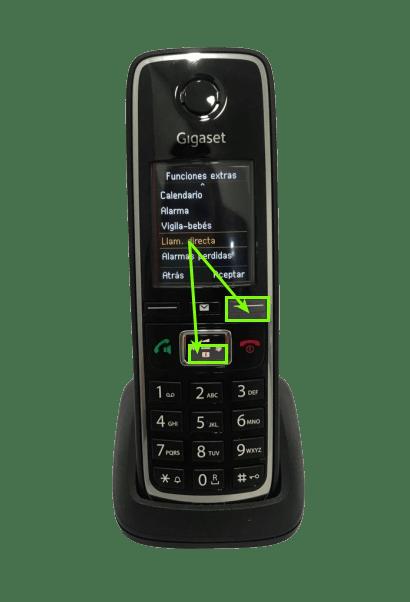 llamada-directa-gigaset