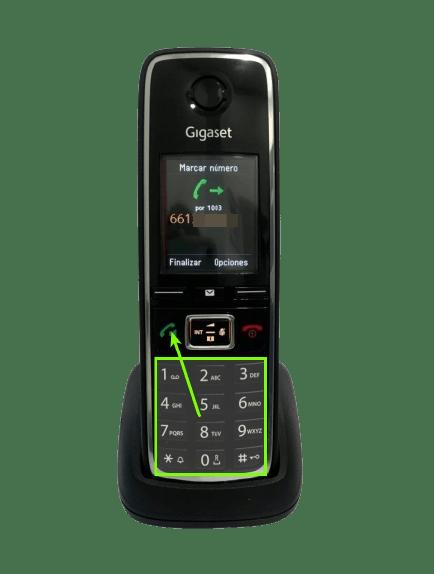 marcar-numero-llamada-gigaset